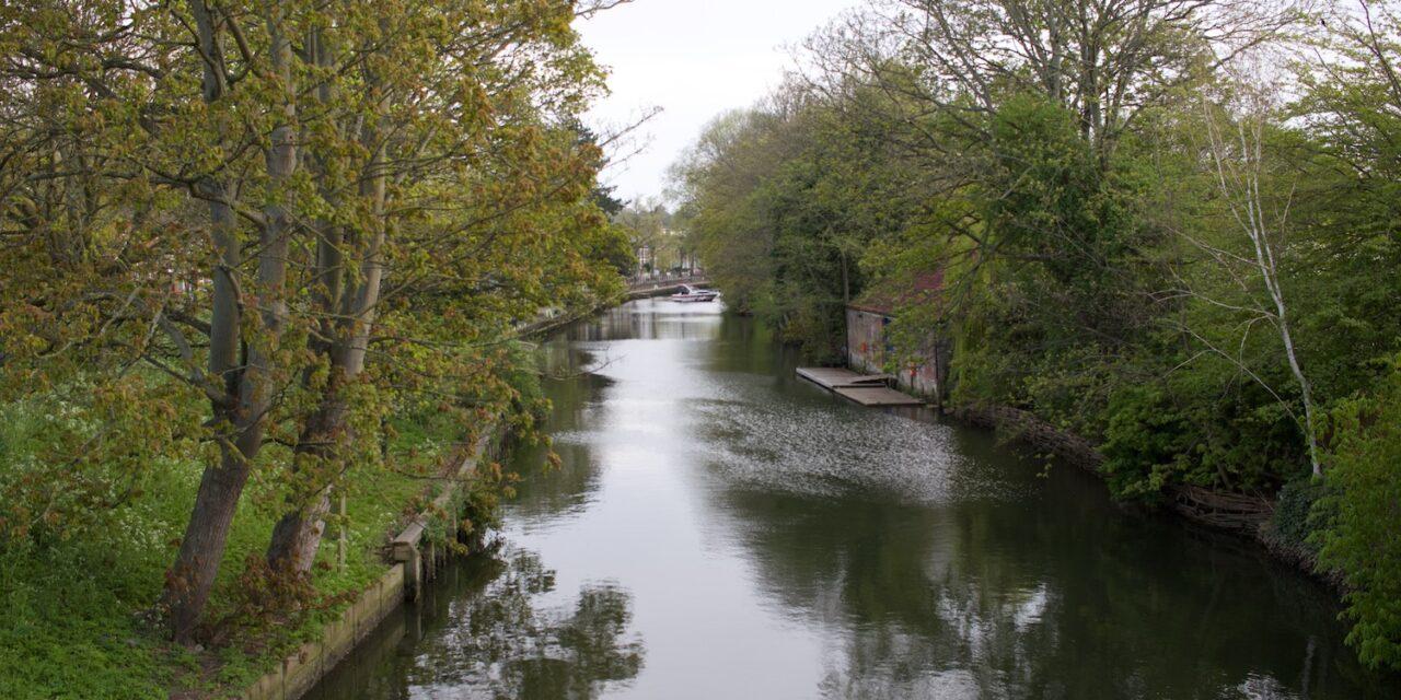 Body found in river – Norwich
