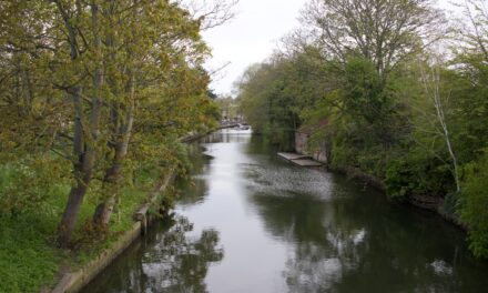 Body found in river – Norwich