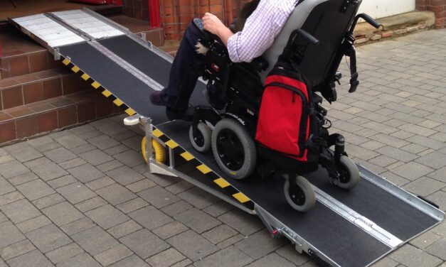 Appeal after disability ramp stolen