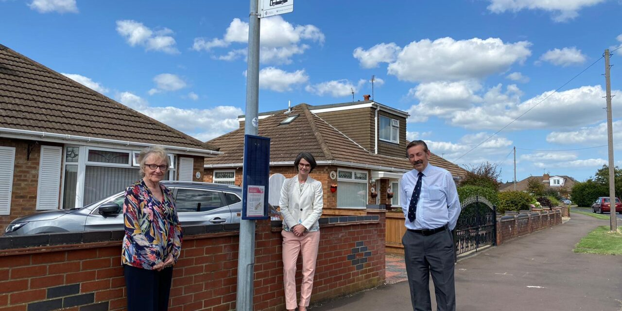 Chloe Smith is campaigning for the right buses in Sprowston