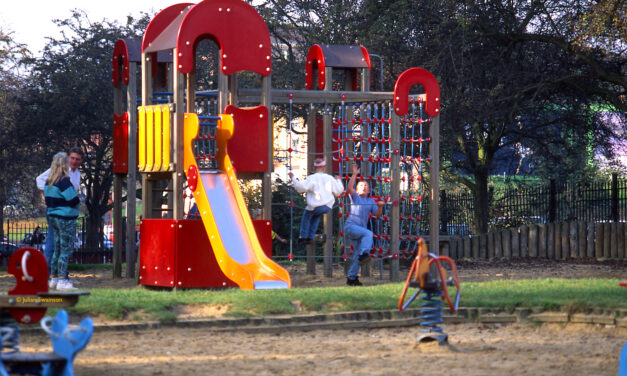 Norwich play areas set to re-open next week
