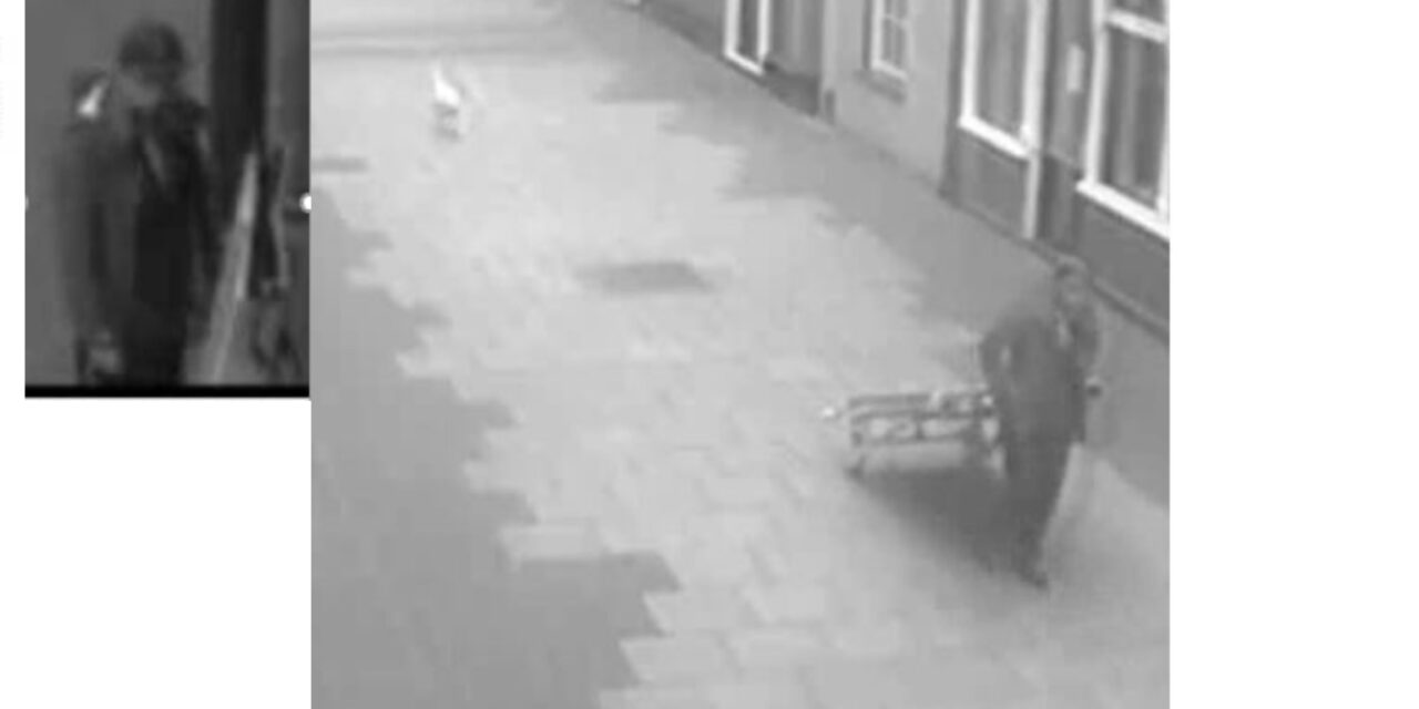 CCTV appeal after disability ramp stolen – Norwich