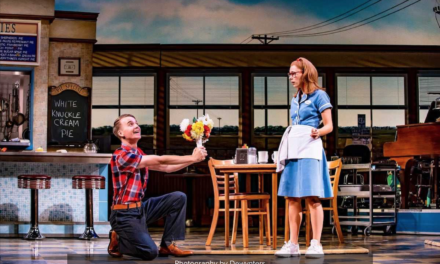 Rescheduled dates for smash hit musical Waitress in 2021