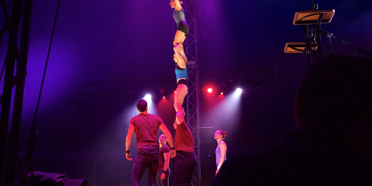 Norwich Eye enjoys live theatre in Norwich!