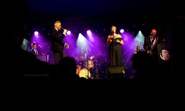 Norwich Eye reviews The Joe Ringer Band at Interlude