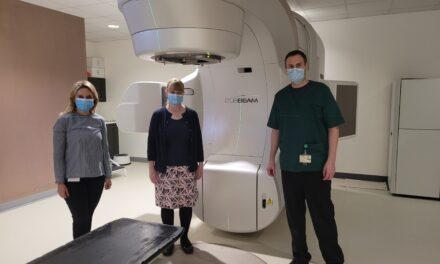 NNUH Cancer specialists launch new radiotherapy technique
