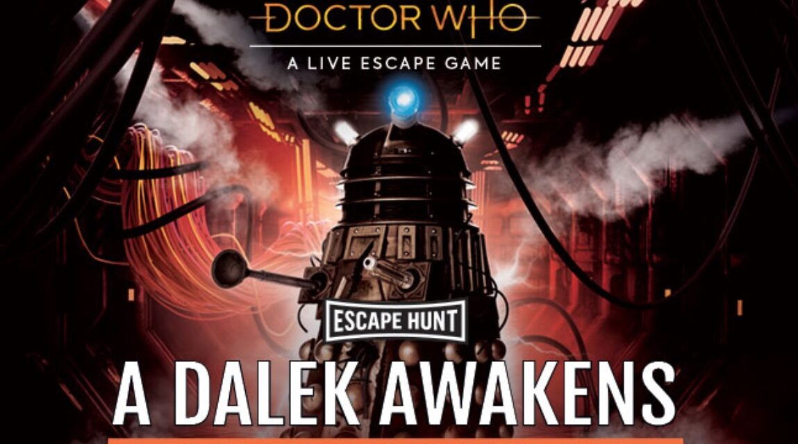 ESCAPE HUNT NORWICH AWAKENS FROM LOCKDOWN WITH NEW GAME