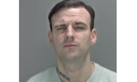 Robber given 11-year sentence for holding up local stores with imitation gun