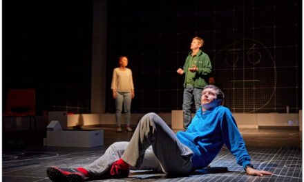 Review – The Curious Incident of the Dog in the Night-time