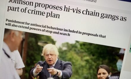 Making the punishment fit the crime – some proposals from our editor