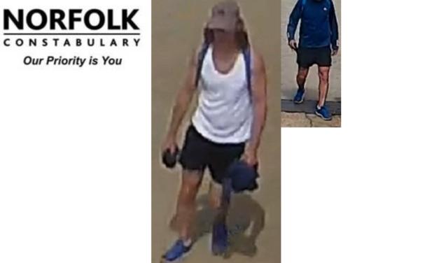 CCTV images released after man stabbed in Hunstanton