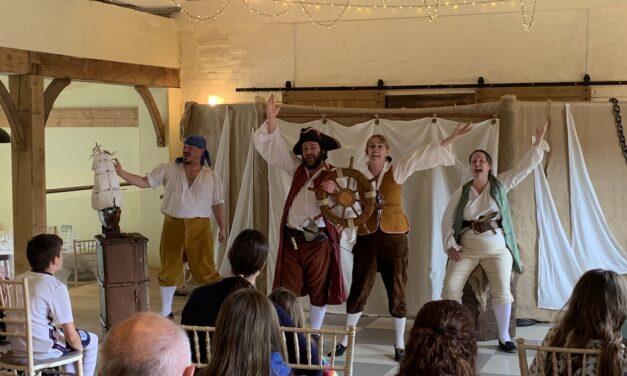 Norwich Eye reviews Treasure Island by Strange Fascination Theatre