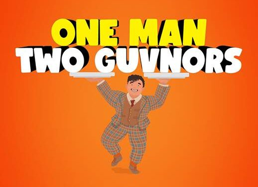 Norwich Eye reviews One Man Two Guvnors at the Maddermarket